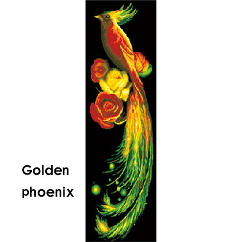 """New"" Phoenix Diamond Painting"