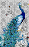 Beautiful Blue Peacocks Special Diamond Painting