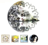 Diamond Painting Lovely Clocks