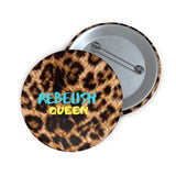 Leopard~Pin Buttons