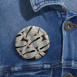 Cowrie shell•Pin Buttons
