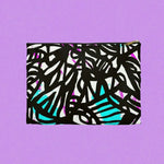 Sorebelish Original Abstract print •Pouch bag