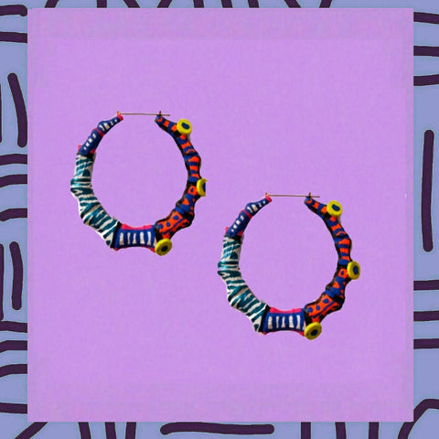 Zulu•Gurl earrings