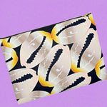 Cowrie Shell•clutch pouch bag