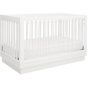 BabyLetto Harlow 3-in-1 Crib W/ Toddler Rail - Baby Laurel & Co.