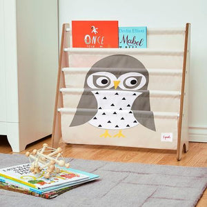 3 Sprouts Book Rack - Baby Laurel & Co.