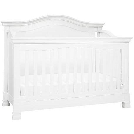 MDB Classic Louis 4-in-1 Crib W/ Toddler Rail - Baby Laurel & Co.