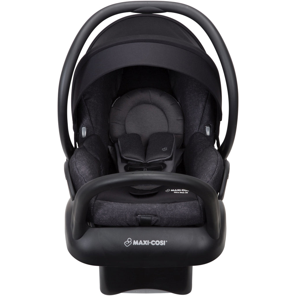 Maxi Cosi Mico Max 30 - Nomad Black - Baby Laurel & Co.