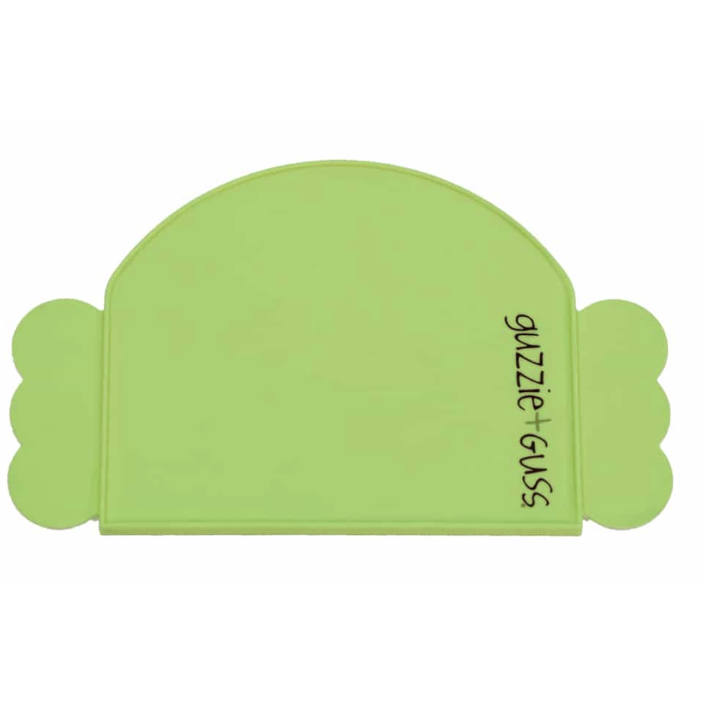 Guzzie & Guss Silicone Placemat - Baby Laurel & Co.