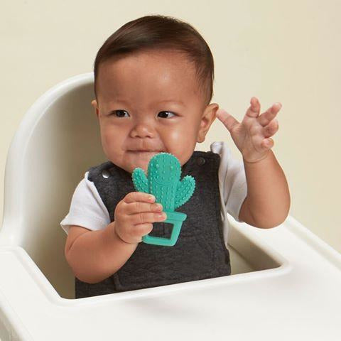 Sugarbooger  Silicone Teether - Baby Laurel & Co.