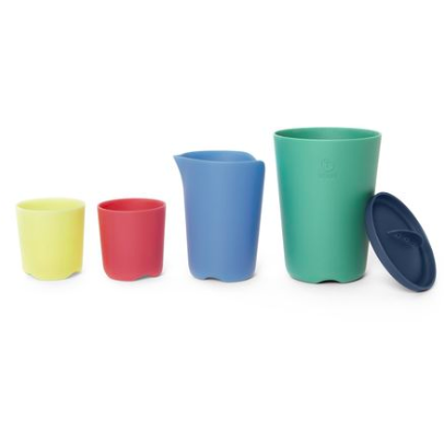 Stokke Flexi Bath Toy Cups - Baby Laurel & Co.