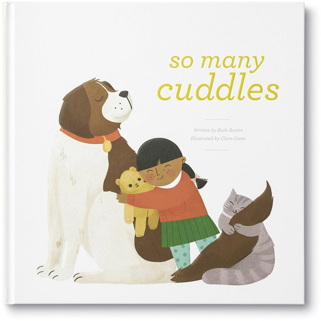 So Many Cuddles by Ruth Austin - Baby Laurel & Co.
