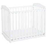 Davinci Alpha Mini Rocking Crib - Baby Laurel & Co.