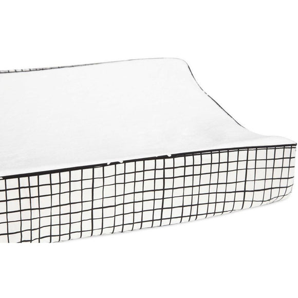 BabyLetto Contour Changing Pad Cover - Baby Laurel & Co.