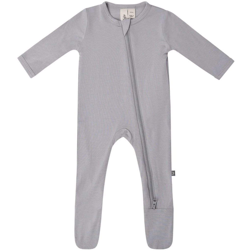 Kyte Baby Zippered Footie - Baby Laurel & Co.