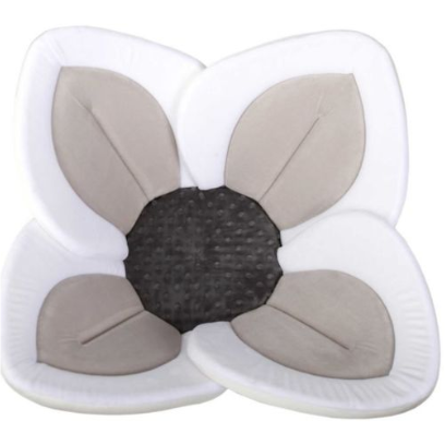 Blooming Bath Lotus  - Gray - Baby Laurel & Co.