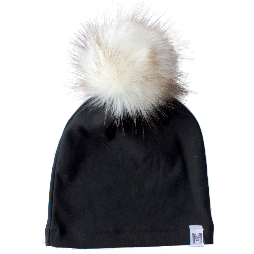 MyMila Fleece Fur Pom
