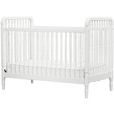 MDB Classic Liberty 3-in-1 Crib W/ Toddler Rail - Baby Laurel & Co.