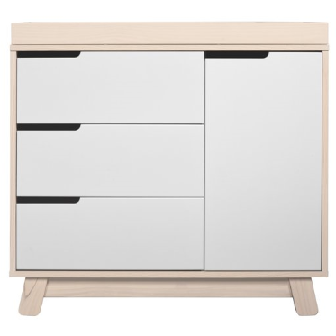 BabyLetto Hudson  3 Drawer Changer Dresser - Baby Laurel & Co.