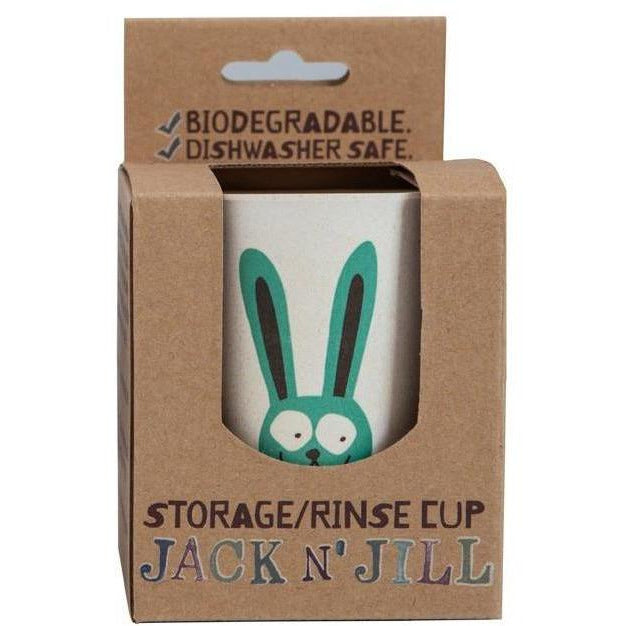Jack N' Jill Rinse/Storage Cup - Baby Laurel & Co.