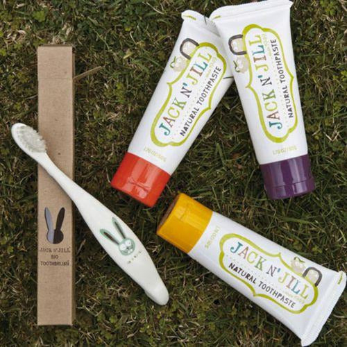 Jack N' Jill Natural Toothpaste - Baby Laurel & Co.