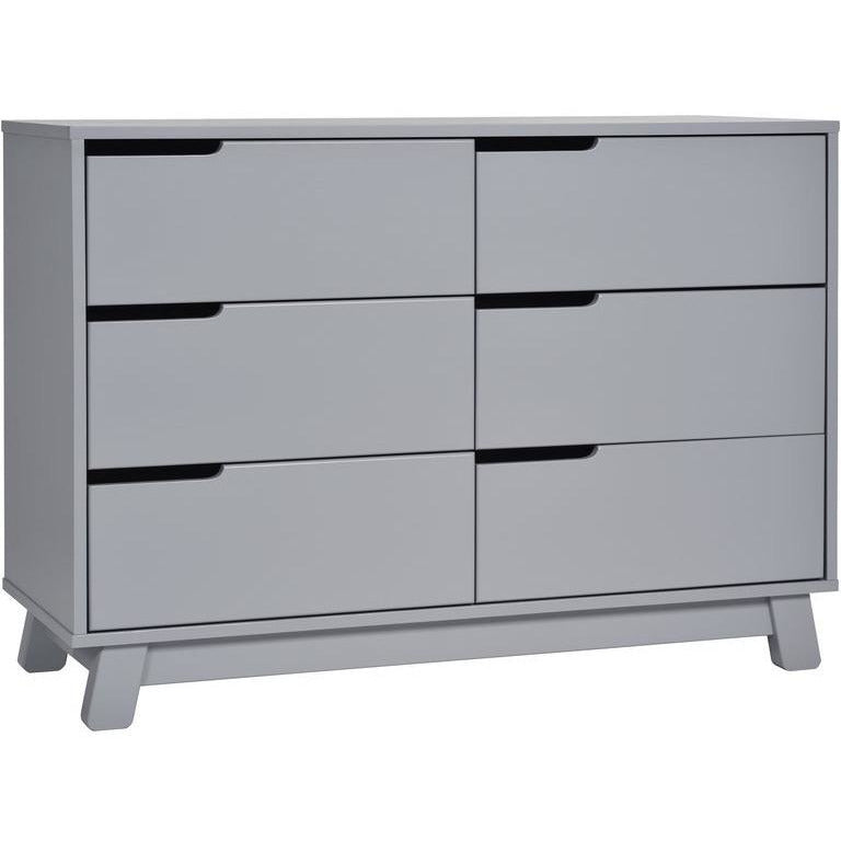 BabyLetto Hudson 6 Drawer Double Dresser - Baby Laurel & Co.