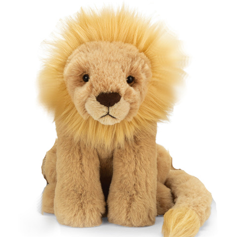 Jellycat Leonardo the Lion - Small 8""