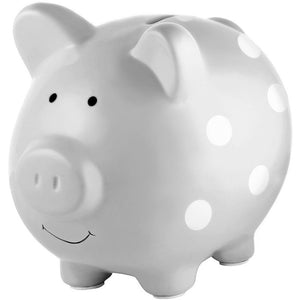 Pearhead Ceramic Piggy Bank