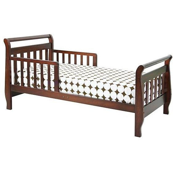 Davinci Sleigh Toddler Bed - Baby Laurel & Co.