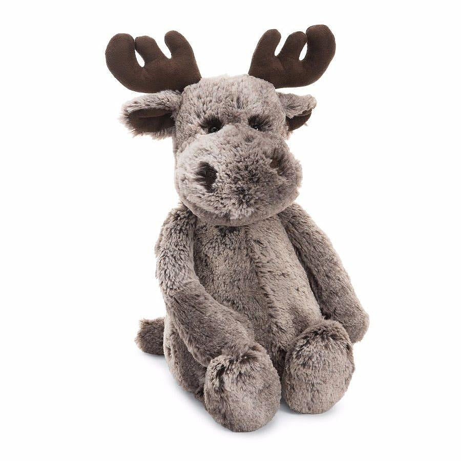 JellyCat Woodland Marty Moose - Baby Laurel & Co.