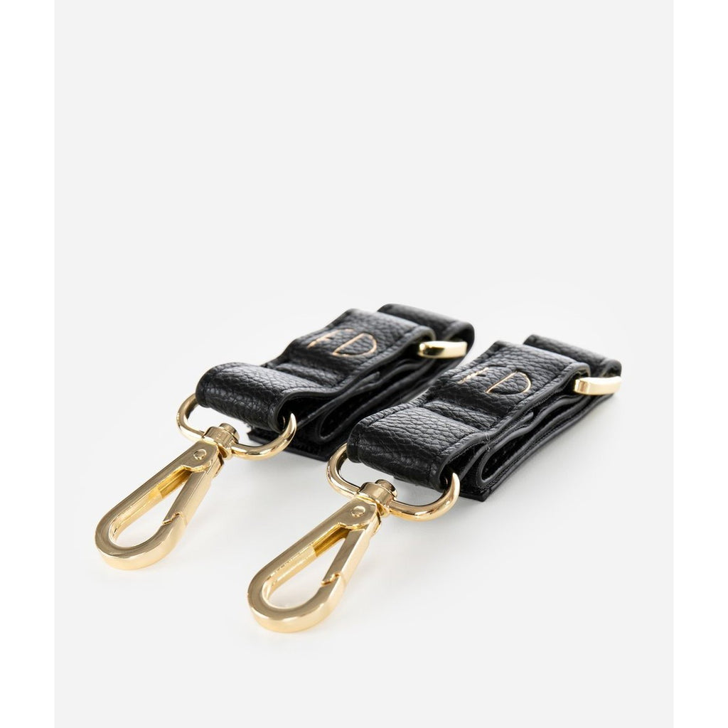 Fawn Design Stroller Hooks - Black - Baby Laurel & Co.