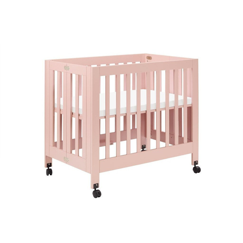 BabyLetto Origami Portable Mini Crib - Baby Laurel & Co.