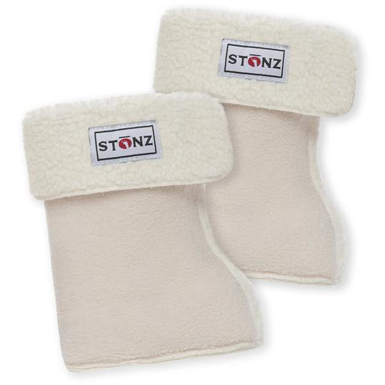 Stonz Bootie Liners - Ivory