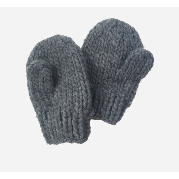 The Blueberry Hill Mittens