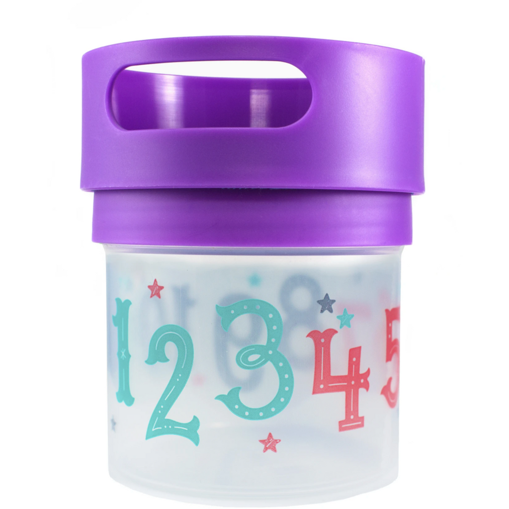 Munchie Mug  -Letters and Numbers
