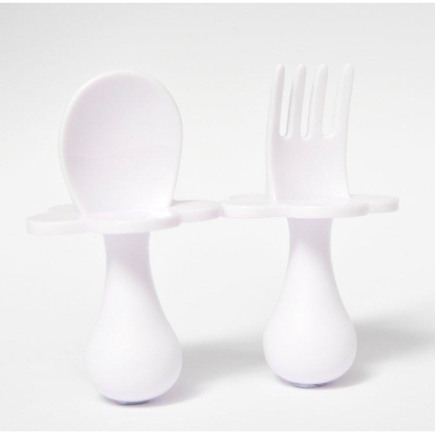 Grabease Ergonmically Designed Utensils - Baby Laurel & Co.