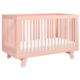 BabyLetto Hudson 3-in-1 Crib W/ Toddler Rail