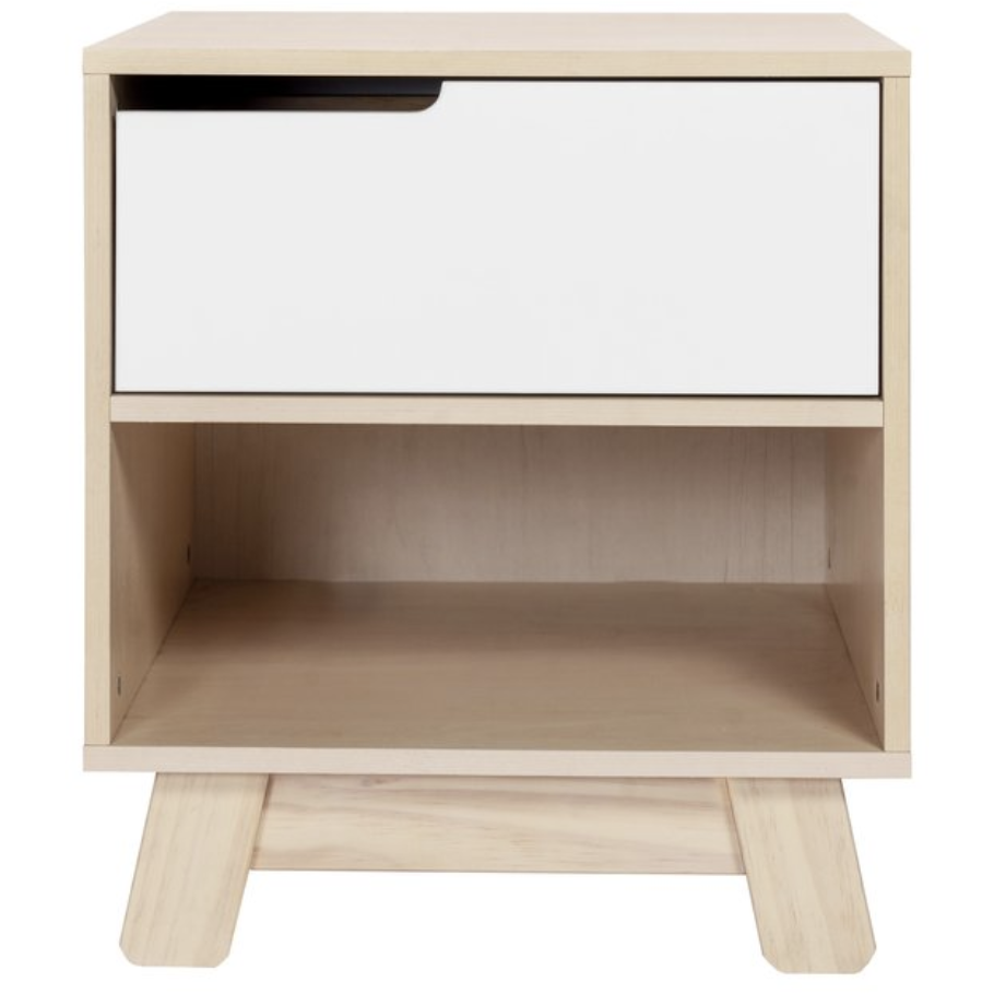 Babyletto Hudson Nightstand with USB Port - Baby Laurel & Co.