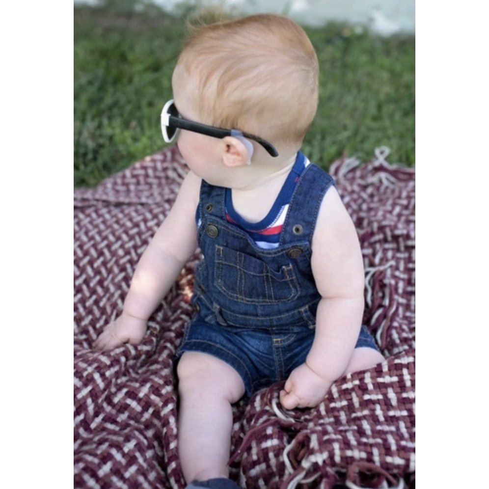 Ro Sham Bo Shades Strap & Ear - Baby Laurel & Co.