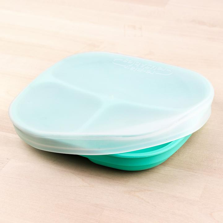 "Replay 7"" Divided/Flat Plate Silicone Lid"