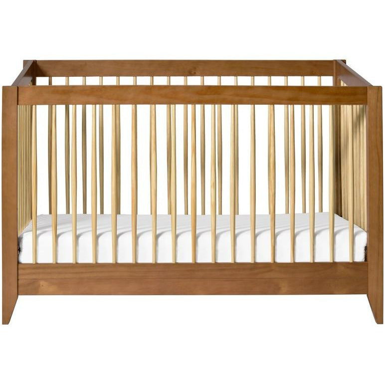 BabyLetto Sprout 4-in-1 Crib W/ Toddler Rail