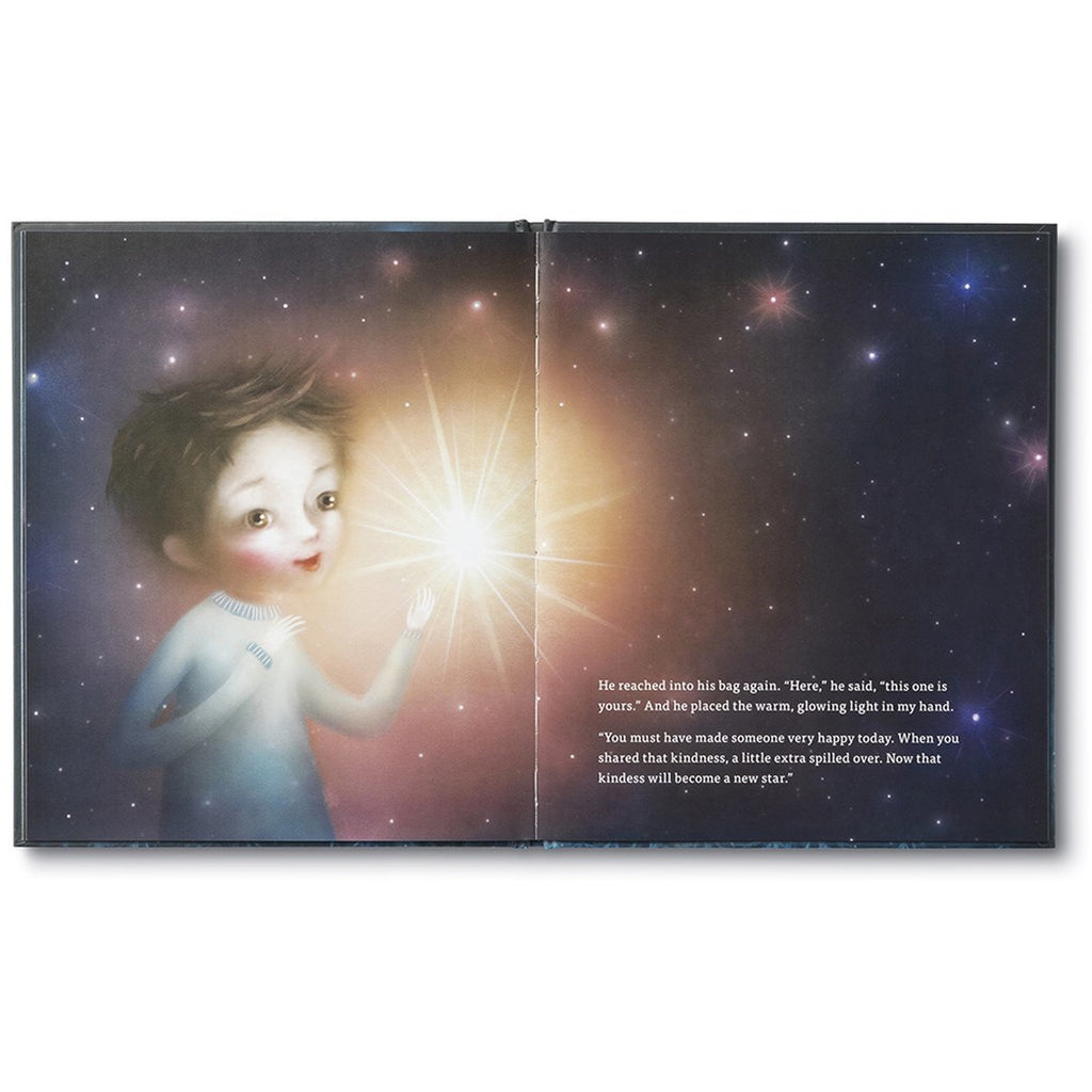 The Man Made of Stars by M.H. Clark - Baby Laurel & Co.