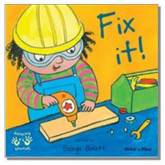 Fix It! - Book