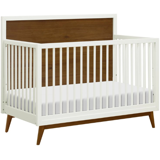 Babyletto Palma Mid Century 4-in-1 Convertible Crib - Baby Laurel & Co.