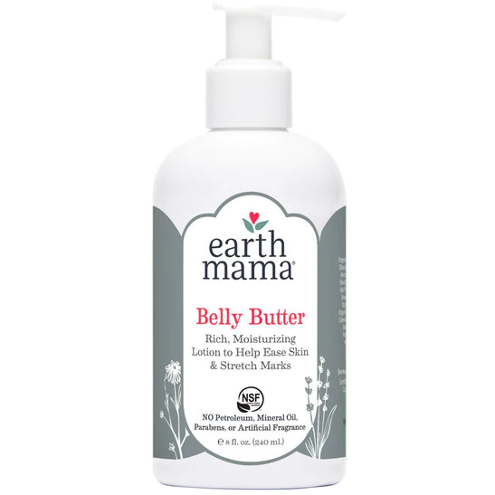 Earth Mama Organic Belly Butter 8oz