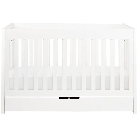 BabyLetto Mercer 3-in-1 Crib W/ Toddler Rail - Baby Laurel & Co.