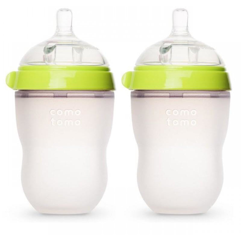 ComoTomo Natural Feel Bottle Double - Baby Laurel & Co.