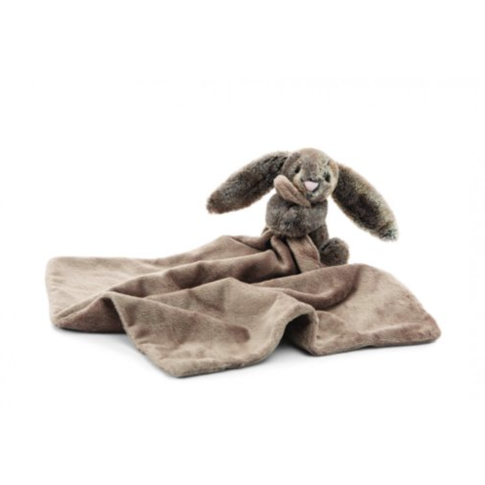 Jellycat Woodland Babe Bunny Soother - Baby Laurel & Co.