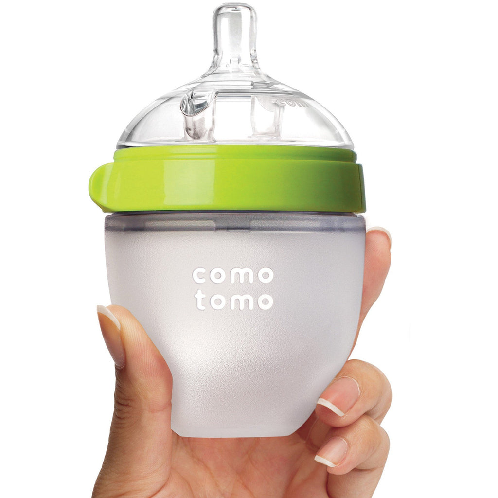 ComoTomo Natural Feel Bottle Single - Baby Laurel & Co.