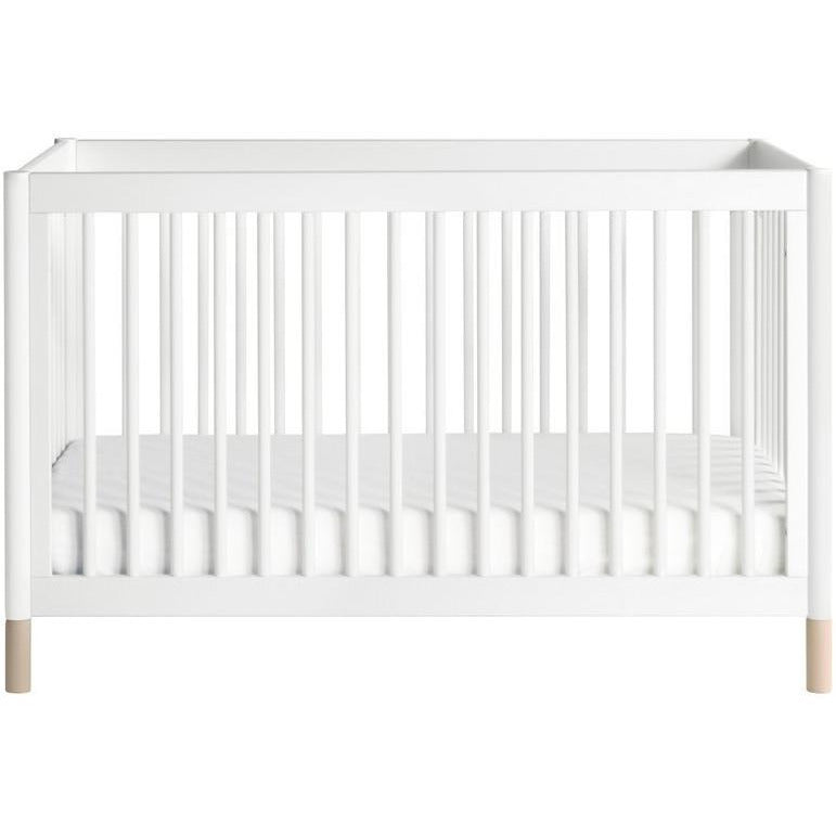 BabyLetto Gelato 4-in-1 Crib W/ Toddler Rail - Baby Laurel & Co.